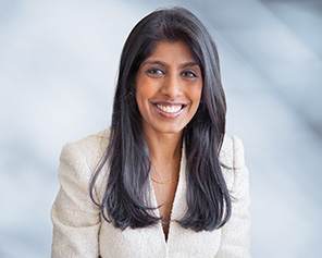 Deepti Koikara Lindal - Head of New York Office